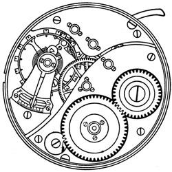 Elgin Pocket Watch #13891424