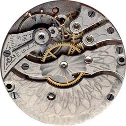 Hampden Pocket Watch #2342423