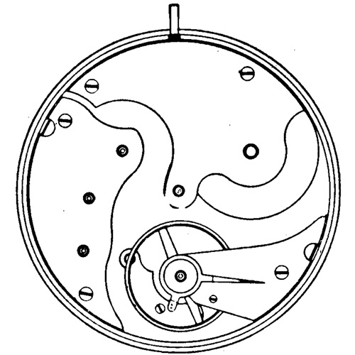 Illinois Grade 130 Pocket Watch Image