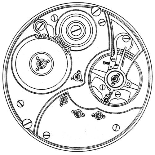 Illinois Pocket Watch #5569945