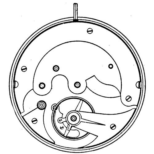 Illinois Grade 151 Pocket Watch
