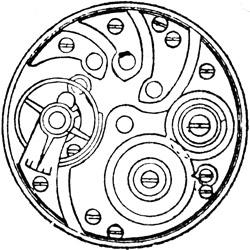 Rockford Pocket Watch Grade 160 #636694