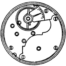 Rockford Grade 67 Pocket Watch Image