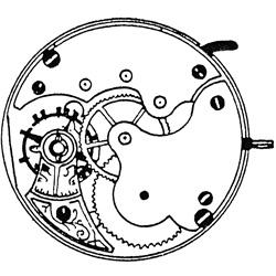 Seth Thomas Pocket Watch Grade 122 #105784