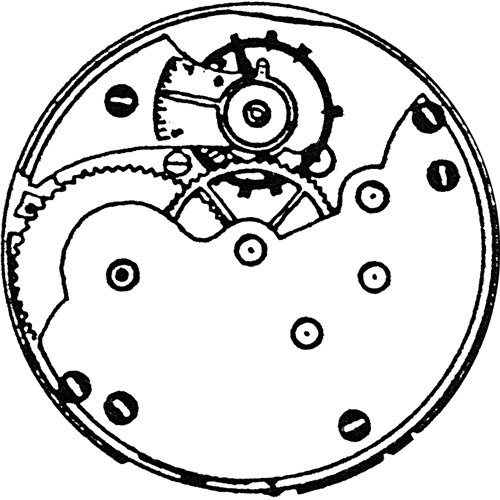 Seth Thomas Pocket Watch Grade 35 #915157