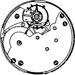 Seth Thomas Pocket Watch Grade 15 #3002255
