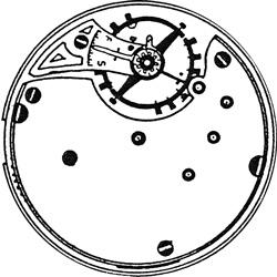 Seth Thomas Pocket Watch #751513