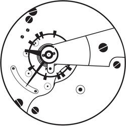 Waltham Pocket Watch Grade A.T. & Co. #1980638