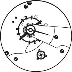 Model 1883 Diagram
