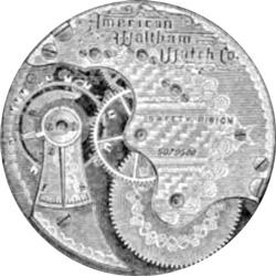 Waltham Pocket Watch #4928041