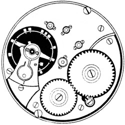 Waltham Pocket Watch #15051791