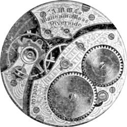Waltham Pocket Watch #24156308