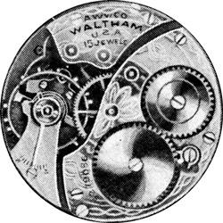 Waltham Pocket Watch #13172149