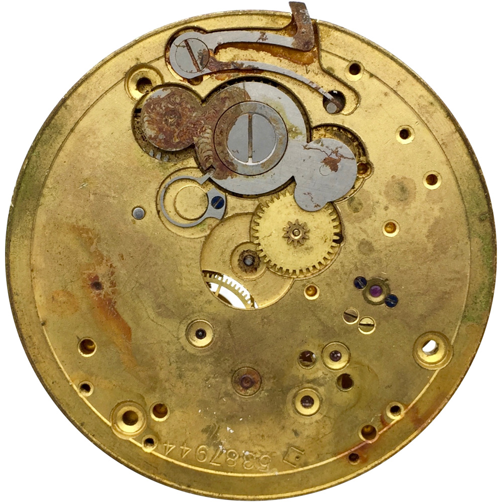 Model 5 Dial Plate Image