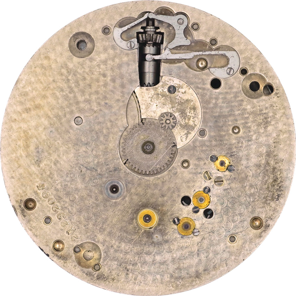 Model 4 Dial Plate Image