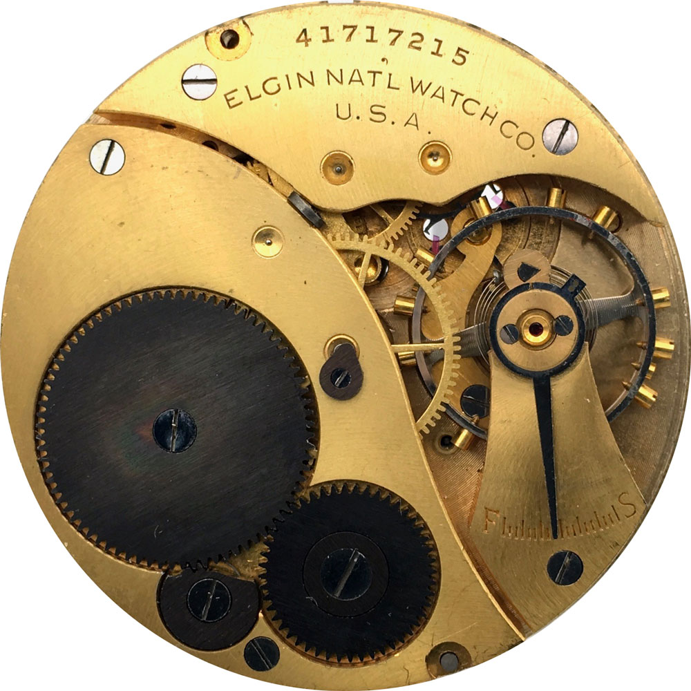 Elgin Pocket Watch Grade 469 #41512461