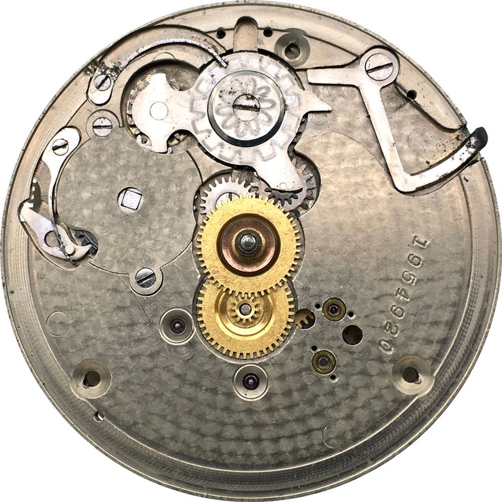 Model 6 Dial Plate Image