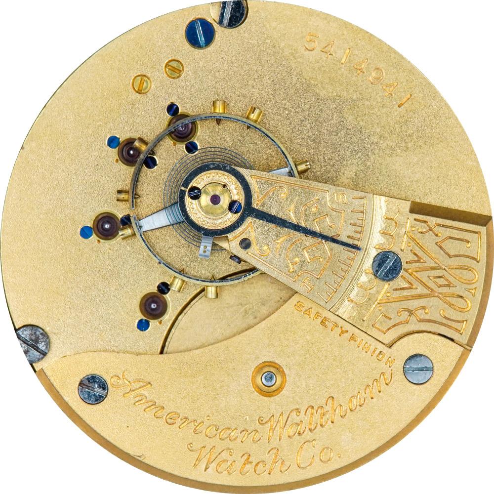 Waltham Pocket Watch Grade No. 3 #3636484