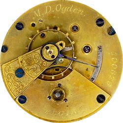 Elgin Pocket Watch #267162