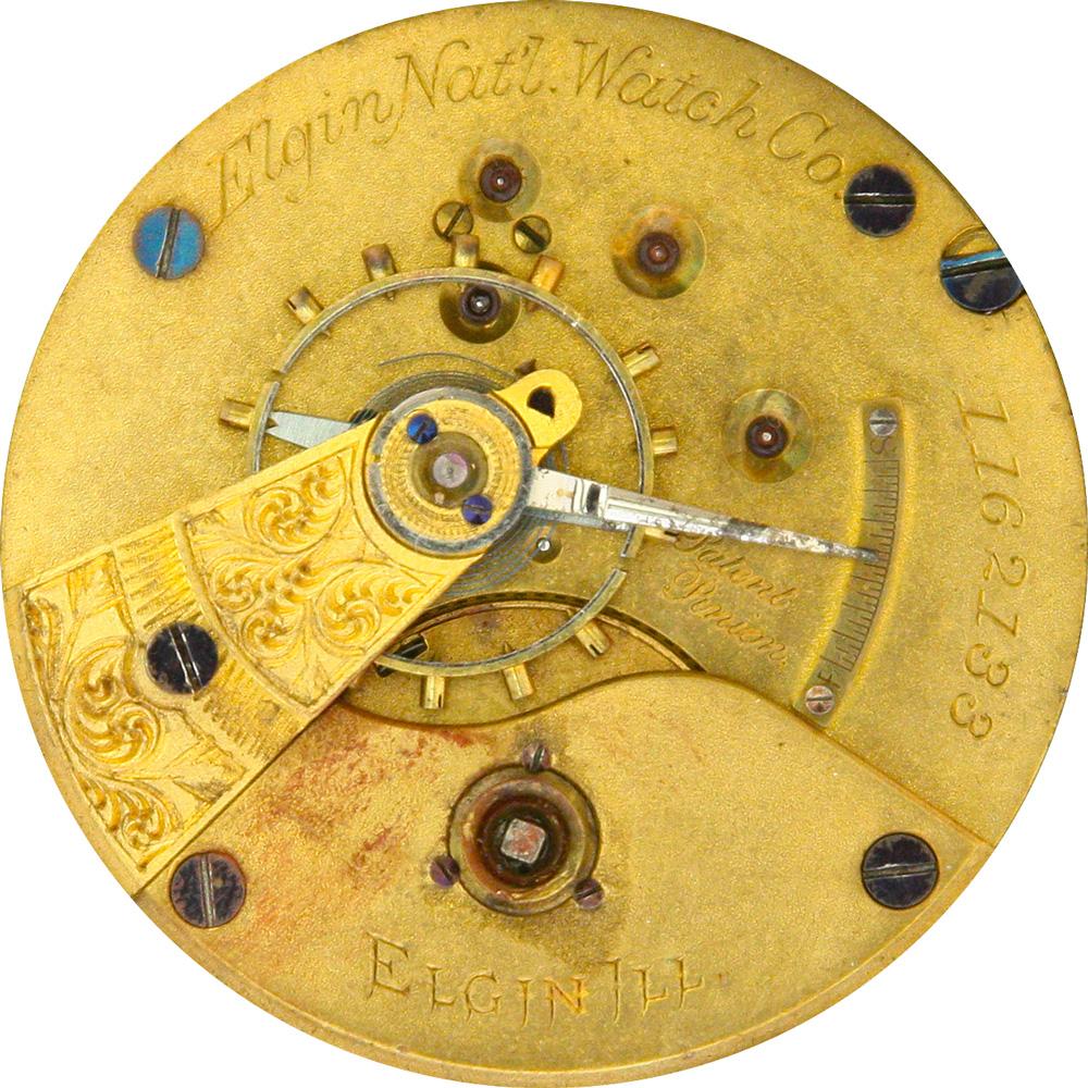 Elgin Pocket Watch Serial Numbers Lookup: Identification ...