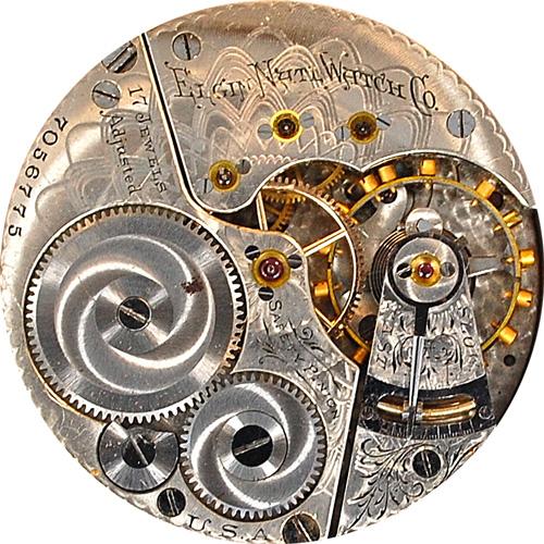 Elgin Pocket Watch Grade 159 #7056561