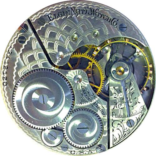 Elgin Pocket Watch Grade 291 #28128442