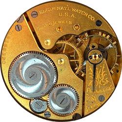 Elgin Pocket Watch #19493967