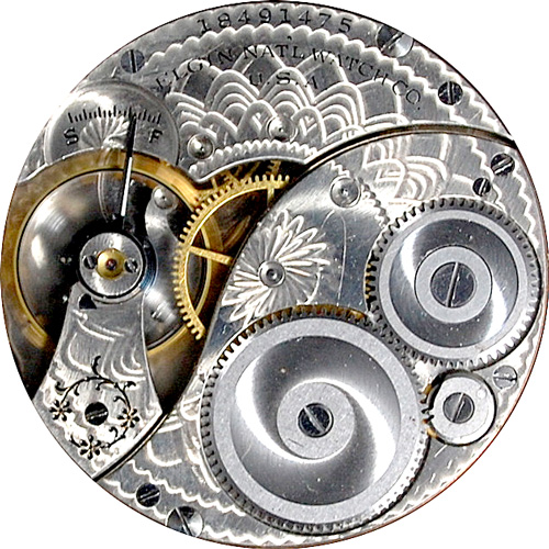 Elgin Grade 301 Pocket Watch Image