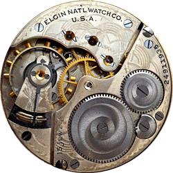 Elgin Pocket Watch Grade 312 #17479632