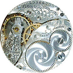 Elgin Pocket Watch #15828682