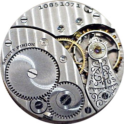 Elgin Pocket Watch #17345403