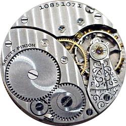Elgin Pocket Watch Grade 324 #17945305