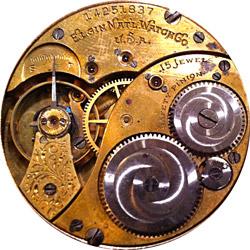 Elgin Pocket Watch Grade 363 #13888891