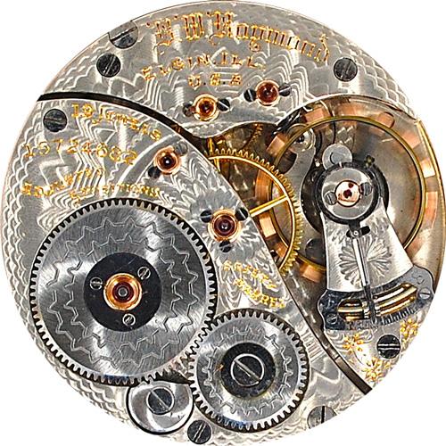 Elgin Pocket Watch Grade 372 #17445540