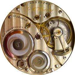 Elgin Pocket Watch Grade 452 #26078659