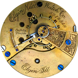 Elgin Pocket Watch #3012471