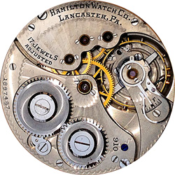 Hamilton Movement #1887160