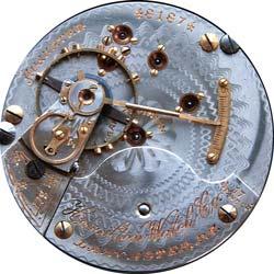 Hamilton Pocket Watch #207055