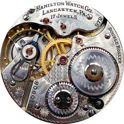 Hamilton Pocket Watch Grade 972 #332502