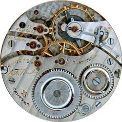Hampden Pocket Watch #3315826