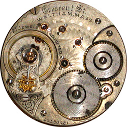 Waltham Pocket Watch #10585024