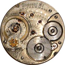 Waltham Pocket Watch #7817217