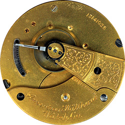 Waltham Pocket Watch #3560494