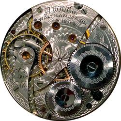 Waltham Pocket Watch #12225525
