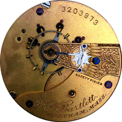 Waltham Pocket Watch #3690692