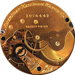 Waltham Pocket Watch #3902183