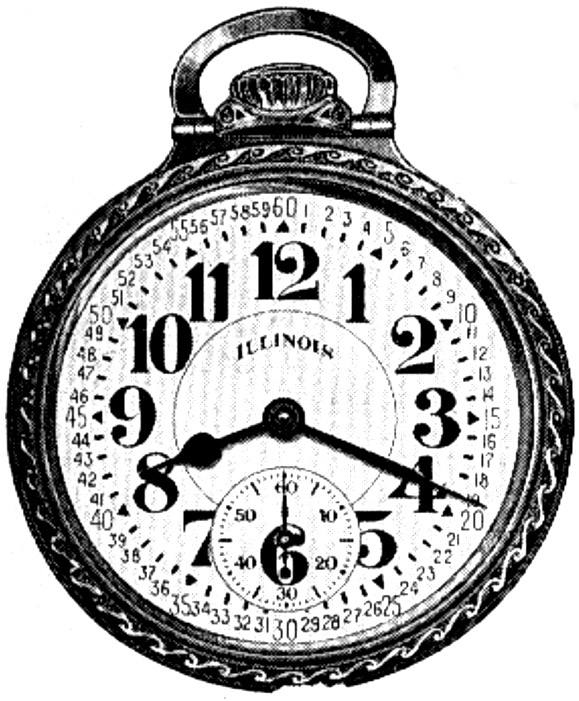 illinois watch co research illinois 16s bunn special case models pocket watch database. Black Bedroom Furniture Sets. Home Design Ideas