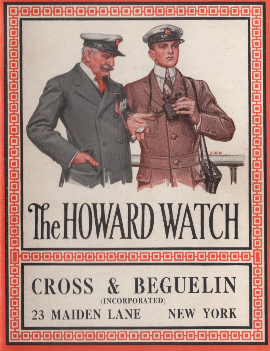 The Howard Watch Catalogue No. 3 (1914) Cover Image